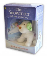 Omslag - The Snowman and the Snowdog: Book and Toy Giftset