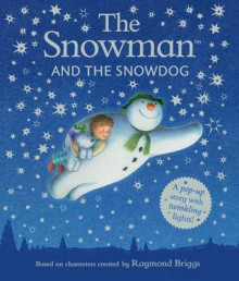 The Snowman and the Snowdog Pop-up Picture Book av Raymond Briggs (Innbundet)