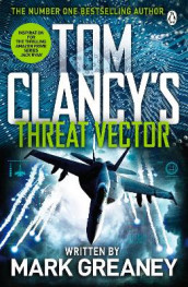 Threat Vector av Tom Clancy og Mark Greaney (Heftet)
