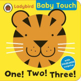 Omslag - Baby Touch: One! Two! Three! Bath Book