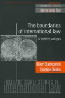 The Boundaries of International Law av Hilary Charlesworth og Christine Chinkin (Heftet)
