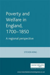 Omslag - Poverty and Welfare in England, 1700-1850