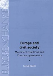 Europe and Civil Society av Carlo Ruzza (Innbundet)