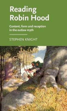 Reading Robin Hood av Stephen Knight (Innbundet)