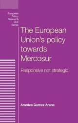 Omslag - The European Union's Policy Towards Mercosur