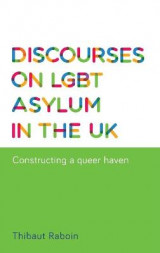 Omslag - Discourses on LGBT Asylum in the UK