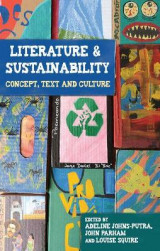 Omslag - Literature and Sustainability