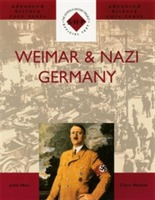 Weimar and Nazi Germany: Weimar and Nazi Germany av Chris Hinton, John Hite og Schools History Project (Heftet)