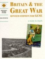 Britain and the Great War: A Depth Study: Student's Book av Greg Hetherton og Schools History Project (Heftet)