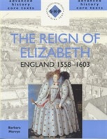 The Reign of Elizabeth av Barbara Mervyn (Heftet)