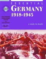 Essential Germany 1918-45: Sudents Book av Dale Banham og Christopher Culpin (Heftet)