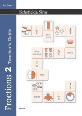 Omslag - Fractions, Decimals and Percentages Book 2 Teacher's Guide (Year 2, Ages 6-7)