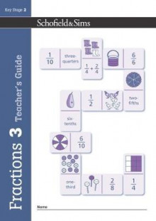 Fractions, Decimals and Percentages Book 3 Teacher's Guide (Year 3, Ages 7-8) av Schofield & Sims, Hilary Koll og Steve Mills (Heftet)