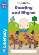 Omslag - Get Set Literacy: Reading and Rhyme, Early Years Foundation Stage, Ages 4-5