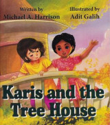 Omslag - Karis and the Tree House