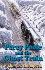 Omslag - Percy Poole and the Ghost Train