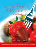 Gluten, Wheat and Dairy Free Cookbook av Antoinette Savill (Heftet)