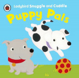 Omslag - Puppy Pals: Ladybird Snuggle and Cuddle Cloth Books