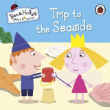 Omslag - Ben and Holly's Little Kingdom: Trip to the Seaside