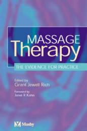Massage Therapy av Grant Jewell Rich (Heftet)