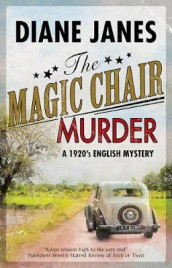 The Magic Chair Murder av Diane Janes (Innbundet)