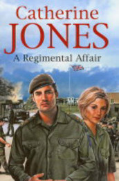 A Regimental Affair av Catherine Jones (Innbundet)