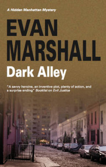Dark Alley av Evan Marshall (Innbundet)