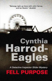 Fell Purpose av Cynthia Harrod-Eagles (Innbundet)