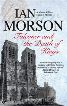 Falconer and the Death of Kings av Ian Morson (Innbundet)