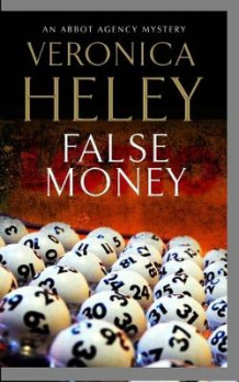 False Money av Veronica Heley (Innbundet)
