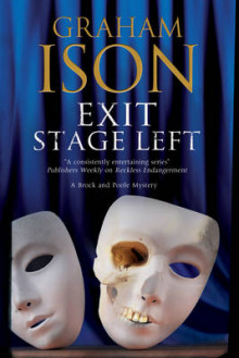Exit Stage Left av Graham Ison (Innbundet)