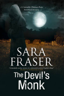 The Devil's Monk av Sara Fraser (Innbundet)