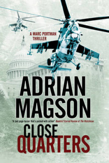 Close Quarters av Adrian Magson (Innbundet)
