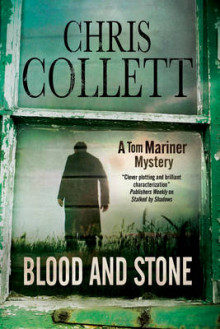 Blood and Stone av Chris Collett (Innbundet)