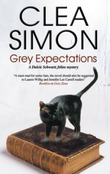 Grey Expectations av Clea Simon (Innbundet)