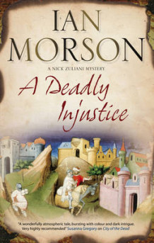 A Deadly Injustice av Ian Morson (Innbundet)