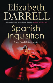 Spanish Inquisition av Elizabeth Darrell (Innbundet)