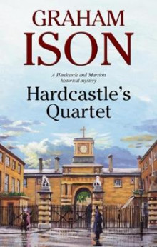 Hardcastle's Quartet: A Police Procedural Set at the End of World War One av Graham Ison (Innbundet)