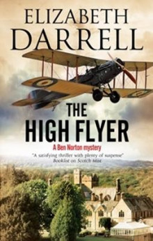 The High Flyer av Elizabeth Darrell (Innbundet)