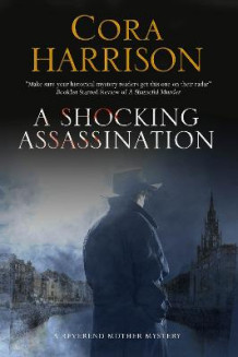 A Shocking Assassination av Cora Harrison (Innbundet)