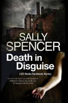 Death in Disguise av Sally Spencer (Innbundet)