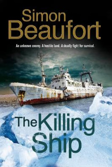The Killing Ship av Simon Beaufort (Innbundet)