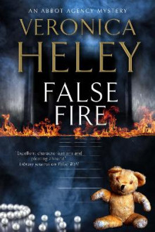 False fire av Veronica Heley (Innbundet)
