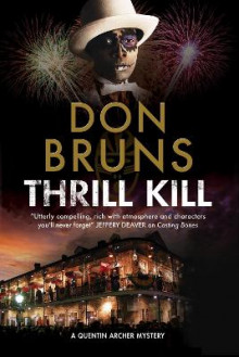 Thrill Kill av Don Bruns (Innbundet)