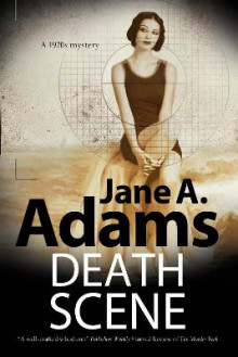 Death Scene av Jane A. Adams (Innbundet)