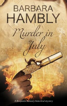 Murder in July av Barbara Hambly (Innbundet)