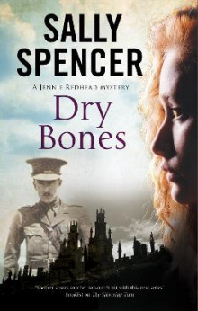 Dry Bones av Sally Spencer (Innbundet)
