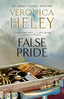 False Pride av Veronica Heley (Innbundet)