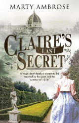 Omslag - Claire's Last Secret