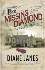 The Missing Diamond Murder av Diane Janes (Innbundet)